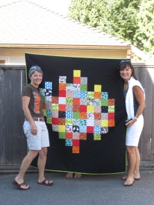 Girlfriend Quilt - Laura