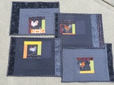 Set of placemats